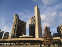 Toronto's City Hall (generalpictures) Tags: christmas cityhall torontoontario newcityhall cityoftoronto