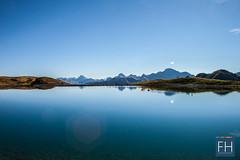 IMG_6371_20140927_Wanderung_zur_Mittagsspitze (felix.hohlwegler) Tags: mountains alps austria see sterreich nacht outdoor sommer berge alpen bergsee wandern reflektionen damls