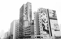Avenida Tiradentes (Ivan Costa) Tags: urban bw rain buildings pb sampa rainy sp urbana paulo sao grafite predios chuvoso chuvosa