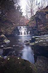 Teesdale UK (DJ Jonesy) Tags: uk nature water landscape countryside waterfall rocks long exposure pentax sigma filter nd kr 1020 teesdale