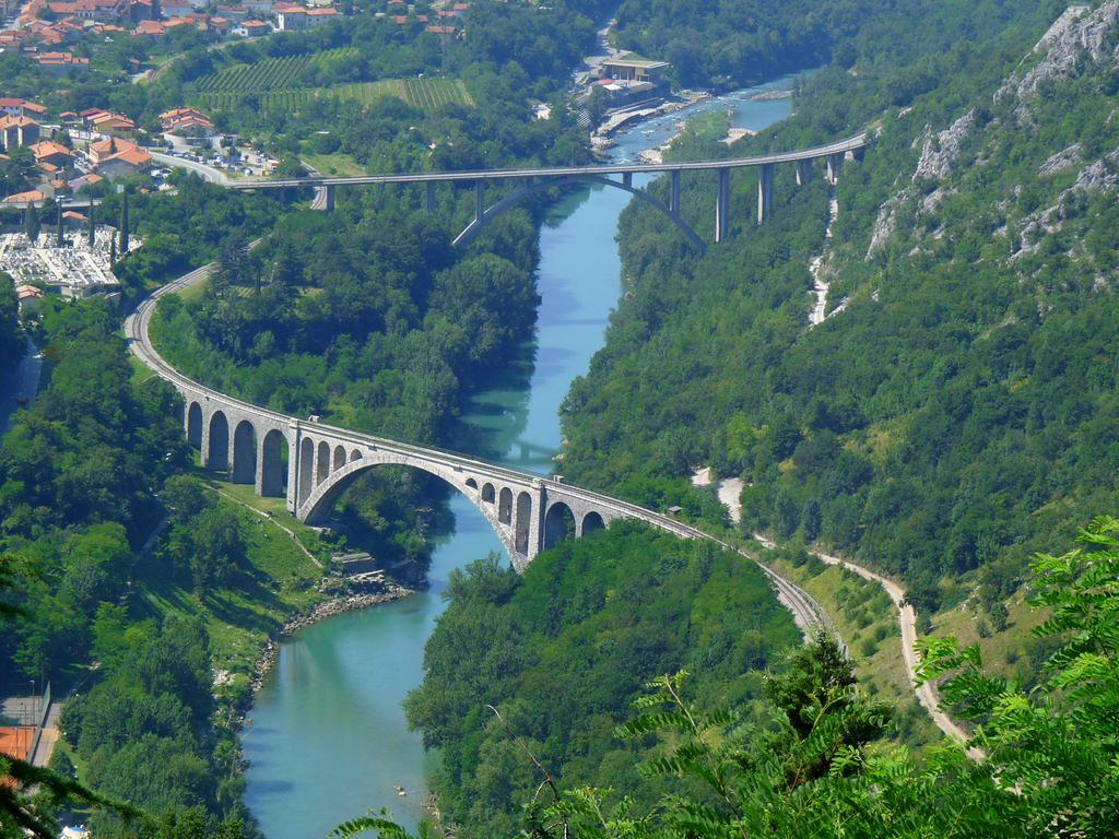 Solkan, Slovenia