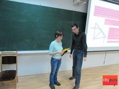 MathCat награждение