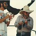 "teddy with charlie daniels - by Lisa Pay Shephard     %28Charlie is Teddy%27s idol%29 • <a style=""font-size:0.8em;"" href=""http://www.flickr.com/photos/91322999@N07/15984052813/"" target=""_blank"">View on Flickr</a>"