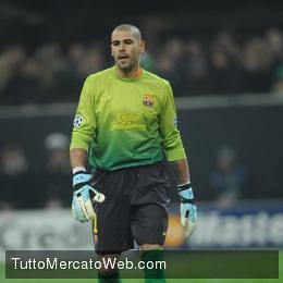 Victor Valdés vuole lItalia: lex Barça si è offerto alla Juventus