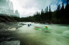 Highway 93 Pt 1 Day 3 (markilewis) Tags: travel canada mountains nature river photography kayak alberta marklewis