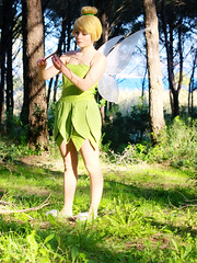 Shooting Fe Clochette - Presqu'le de Giens -2014-12-31- P1970998 (styeb) Tags: cosplay tinkerbell peterpan disney peter fairy shooting pan xml 31 fee decembre 2014 retouche clochette