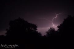 Lightning (lg-photographic) Tags: weather night dark lights licht nacht strike lightning blitz dunkel wetter thunderbolt