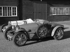 Vintage 1920s (davocano) Tags: brooklands or1 vintageracingcar sv4494
