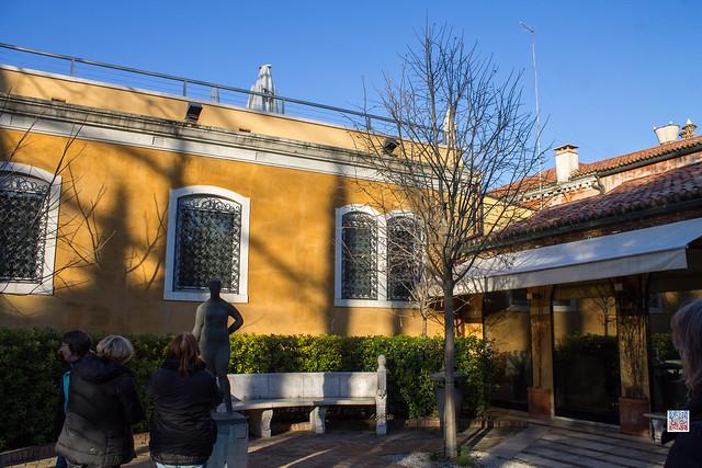 Collection Peggy Guggenheim Palazzo Venier dei Leoni