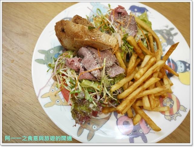 東京美食三鷹之森宮崎駿吉卜力美術館下午茶草帽咖啡館image015
