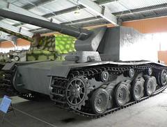 Sturer Emil (Bro Pancerna) Tags: germany gun tank destroyer german prototype emil selfpropelled sturer