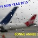 HAPPY NEW YEAR  BONNE ANNEE 2015 FOR ALL