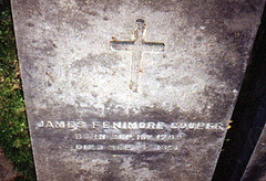 Grave of James Cooper