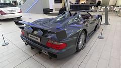 2006 CLK GTR Roadster - Mercedes Benz Brooklands (tedesco57) Tags: world uk mercedes benz driving exhibition experience brooklands