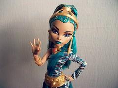 Signature Nefera De Nile <3 (MyMonsterHighWorld) Tags: 3 monster de high doll princess signature version wave nile egyptian mattel basic nefera