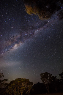 Milky Way - Stirling Ranges National Park, Western Australia