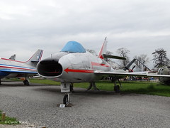 Ailes Anciennes Toulouse (Old wings) - Dassault Super Mystere B2 (Fontaines de Rome) Tags: haute garonne toulouse ailes anciennes dassault super mystere b2