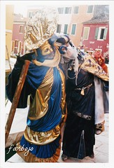 farbojo Venise Carnaval 1999 photos Fvrier (farbojo Photography) Tags: costumes lagune canal costume aqua italia tour place grand