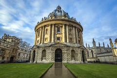 Radcliffe Camera (CarolynEaton) Tags: camera university oxford radcliffe bodleian