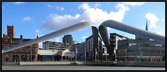 Whittle Arch Coventry. (nexapt101) Tags: coventry whittlearch milleniumplace