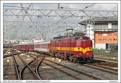 EETC 1251+1254 - Amsterdam Centraal - 87710 (22-02-2015) (Vincent-Prins) Tags: amsterdam 1254 centraal 1251 87710 eetc alpenexpres