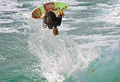 Cameron Gruwell in flight at the Wall in La Jolla (cjbphotos1) Tags: ocean california beach sports waves sandiego action lajolla wipeout skimboarding thewall skimming nikond5200