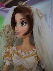Disney Wedding Rapunzel (sh0pi) Tags: wedding inch doll disney le 17 limited rapunzel puppe tangled limitiert