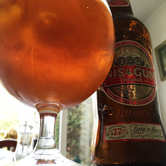 Innis & Gunn (Mike Serigrapher) Tags: beer oak ale aged gunn innis