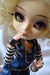 I've missed you ~ (Tshu) Tags: clear lan wig mohair pullip custo leeke obitsu zuora
