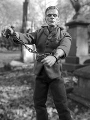 "12"" Frankenstein Monster (Sideshow) (steven_phillips76) Tags: boris monsters universal karloff"