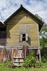 ... (Zairi) Tags: house architecture village kampung raub kundangpatah