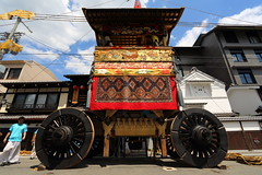 The giant float (Teruhide Tomori) Tags: summer festival japan kyoto event   tradition  float japon gionmatsuri