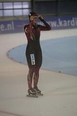 A37W7345 (rieshug 1) Tags: speedskating schaatsen eisschnelllauf skating worldcup isu juniorworldcup worldcupjunioren groningen kardinge sportcentrumkardinge sportstadiumkardinge kardingeicestadium sport knsb ladies dames 500m