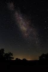 Milky way in Texas (nilswer) Tags: usa texas bandera ranch silver spur vereinigte staaten amerika america night astro milchstrase stars sterne light pollution