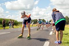 2016-07-30 EK Skeeleren Steenwijk (68a) (Peter Donderwinkel) Tags: ekskeeleren2016steenwijk inlineskating seniorladies junioraladies ek klimvansteenwijk schaatsennl kpn skeeleren outdoor sport event speed race canon