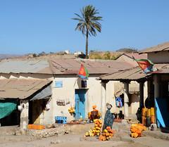 Keren /  (Eritrea) - Market (Danielzolli) Tags: eritrea  ertra erythre  erythrea  eritra habesha anseba  zobaanseba regionanseba  keren cheren senhit karn  sanhit mercado markt market mercato march rynek targ targowisko trziste trh trg rynok stand stall basar bozor bazaar bazar   souq souk suq suk shuk palme palm palmera