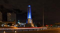 Monumento Nacional a la Bandera (..Javier Parigini) Tags: monumento bandera flag argentina rosario santafe ciudad city cielo sky clima weather rio river javier pariginid800 nikon nikkor 2470mm f28