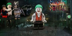 Suicide Squad Joker & SPOILER REVIEW (Sir Prime) Tags: lego jaredleto joker suicidesquad custom batfleck moc