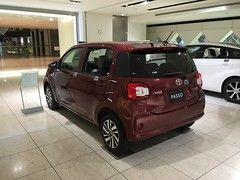 Toyota Passo X (SDA007) Tags: toyota jdm japan vista corolla spade ist