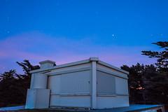 Night (Jean-Adrien Morandeau) Tags: night nuit pose longue long exposure bluesky ciel bleu toiles stars