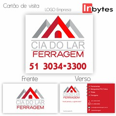 Logo_carto (INBYTES AGNCIA) Tags: identidade visual cia do lar ferragem