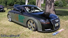 AUDI TT BULLROT (gti-tuning-43) Tags: audi tt bullrot tuning tuned modified modded meeting show expo aurecsurloire 2016 cars auto automobile voiture