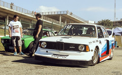 (arturbarrosautos) Tags: bmw 320i turbo imsa racer interlagos