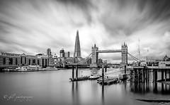 The Bridge Scape (efil') Tags: sonya7ii sonyzeissfe1635mmf4 leefilters bigstopper towerbridge theshard london