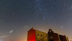 Carrusel de estrellas (Enrique Garcia Polo) Tags: ermita nava estrellas navadelrey persidas concepcin nocturna castillaylen espaa es