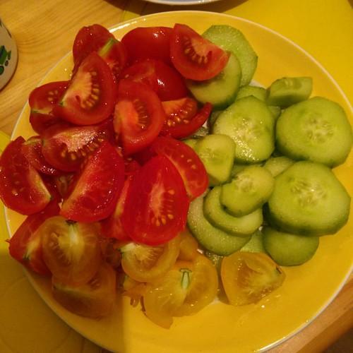 Zeleninka z Mácháče 👍😉