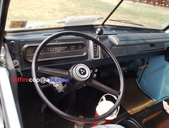 1968 Dodge A-100 Pick-Up (dfirecop) Tags: dfirecop auto antique classic car historic truck carshow vehicle 1968 dodge a100 pickup