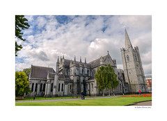 Saint Patrick's Cathedral (Dublin) (g.femenias) Tags: saintpatrickscathedral dublin ireland cathedral church