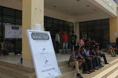 IMG_7186 (Naujawan-E-Hind) Tags: padam bhushan chintaman sahasrabudhe nukkad judge street play theatre streetplay naatak spingfest iit kharagpur