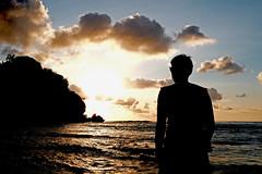 74 (indrarosalia) Tags: bali fujifilm x100t classic chrome kuta pantai vacation terfujilah indonesia sunset beach kuliner food eatwell pak dobil
